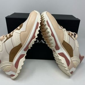 NWT and box. Coach sneakers.
